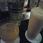 K's Bar - シャルトリューズオレンジ