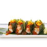 磯丸水産 - 一口贅沢こぼれ寿司