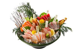 磯丸水産 - 大漁盛り