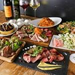 肉バル NORICHANG - 【2020忘新年会】肉竹コース