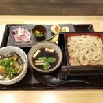 140115638 - 鴨のあっさりつけ麺(特製盛り)