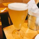 中野ビール工房 - モトゥエカペールエール