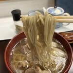 御料理 山上 - 料理写真:十割蕎麦