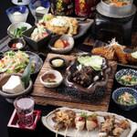焼とり とりぞう - 料理写真:薩摩っ子コース