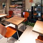 アプサラ レストラン&バー - 地下1F テーブル席