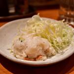 立飲みカドクラ - ポテトサラダ@150円