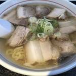 坂新 - 肉そば(物産展価格950円)