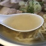 坂新 - 琥珀色のスープ