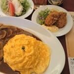 Kougaiken - オムライス&ハヤシソース