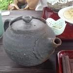 ダッタン蕎麦 寿庵 - お茶