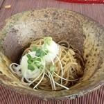 ダッタン蕎麦 寿庵 - ミニコース おろし蕎麦 おかわりOK