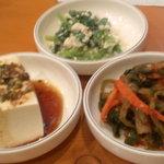 韓国家庭料理 オウリム - 突き出し