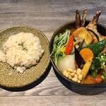 140150582 - チキンと一日分の野菜20品目(1500円)