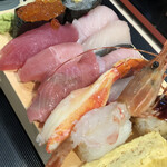 マキハラ魚市場 - 料理写真: