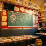 放課後駄菓子バーA-55 - テーブル席