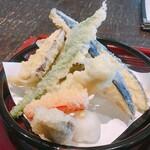 140155496 - 野菜天盛り