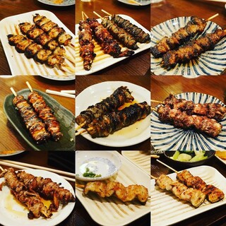 うなぎを串焼きでお手軽においしく。
