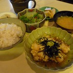 14016005 - 変わり天ぷら定食(2012/07/24撮影)