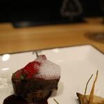 函館大沼 鶴雅リゾート エプイ - お肉料理