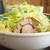 ジャンクガレッジ - 料理写真:ラーメン(倍盛)+ヤサイ増しショウガトリプル