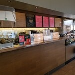 スターバックス・コーヒー - 内観写真:販売カウンター