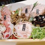 ステーキ&国産あぐー豚しゃぶしゃぶ 粋 North -