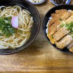 松屋うどん - 料理写真:
