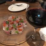 イタリアンバル キクバル - そして赤へ ソーニョミオロッソ