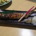 魚や 翻車魚丸 - サンマ…今年は高いなぁ(涙)