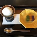 昭和の森 車屋 - デザート