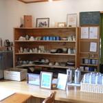 カフェ&レストラン バーチ - カウンターです