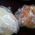 アンデルセン - 白パンとミルクパン