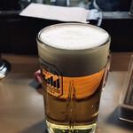 140189536 - 生ビール(580円)