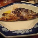 魚や - 時知らずの兜焼き。