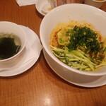 鼎泰豐 - 辛みワンタン和え麺
