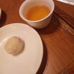 鼎泰豐 - モンブラン小籠包