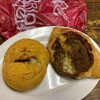 NOBU Cafe - 料理写真:焼きカレーパン、カレーフランス