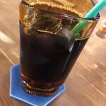 3CAFE - ドリンク写真:アイスコーヒー 400円 税込