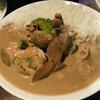 ワンダカレー店 - 料理写真:タイカレー