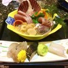 てっちゃん - 料理写真:刺身盛り合わせ