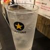 てっぱん大吉 - ドリンク写真:レモンサワー