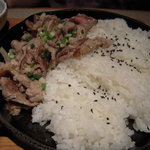 バンビ - 特選カルビ鉄板焼 (再送)