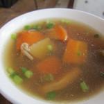 ベジカフェ まわる - 野菜スープ