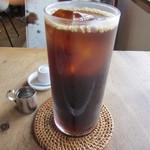 ベジカフェ まわる - スペシャルアイスコーヒー¥550