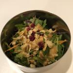 ガネーシャ - 料理写真:サラダ