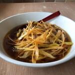 台湾料理 龍華 - 料理写真:ネギラーメン