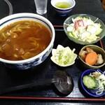 うどんすき宮亭 - 料理写真:カレー南蛮  1000円