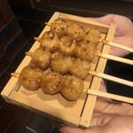 山田五平餅店 - 五平餅