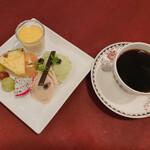 Bistro COLORIS - デザート コーヒー