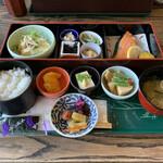 ホテルロイヤルヒル - 朝定食